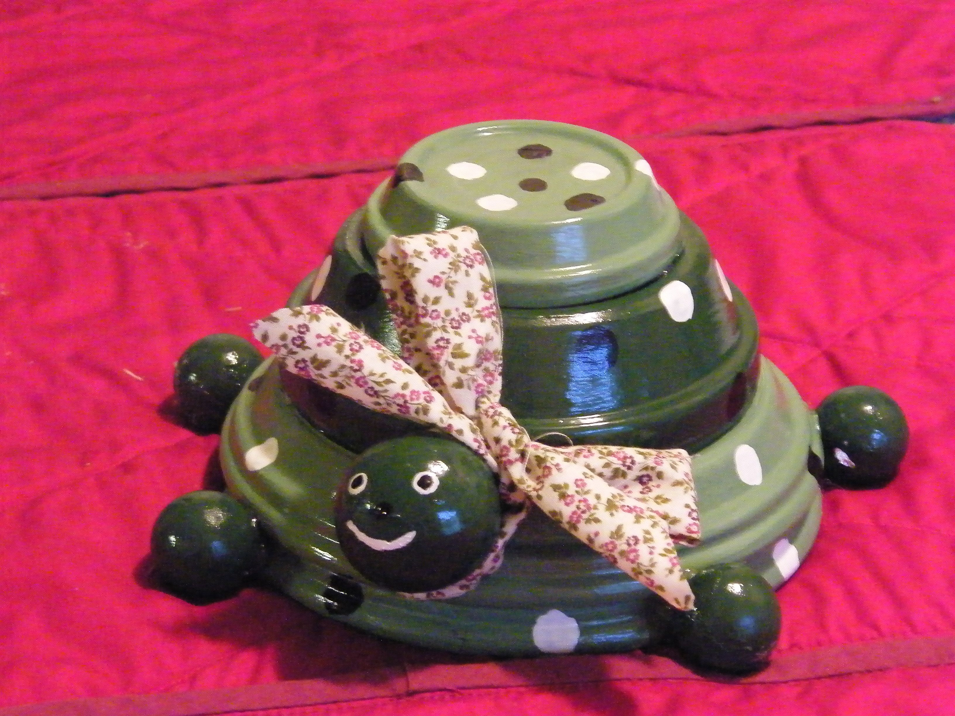 My Tanya Turtle | Clay Pot Crafts | Pinterest | Turtle ... - photo#23
