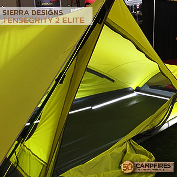 This is a great new tent from Sierra Designs. Kind of the really cool story about the Sierra Designs Tensegrity 2 Elite is the footprint of the tent ... : new tent designs - memphite.com
