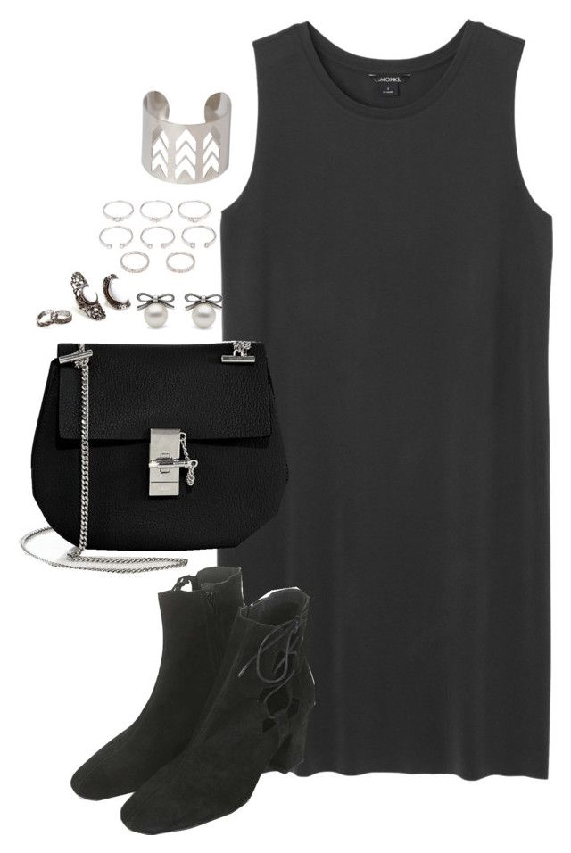 """""""Untitled #2262"""" by mangoshop ❤ liked on Polyvore"""