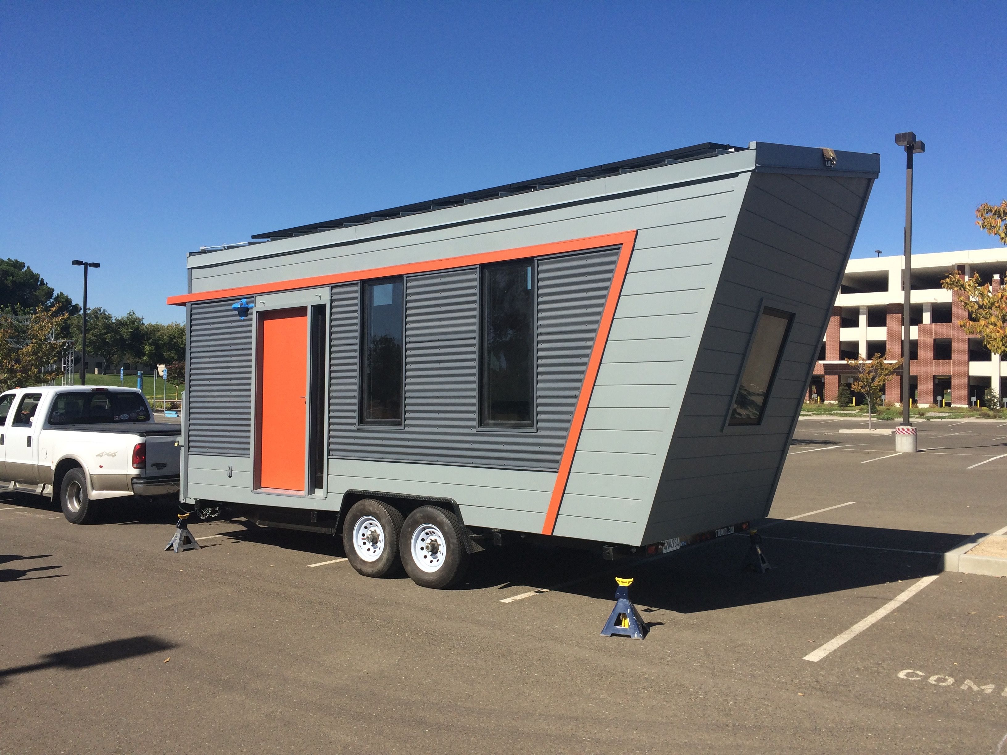 The Wedge Tiny House for Sale in Oakland, California
