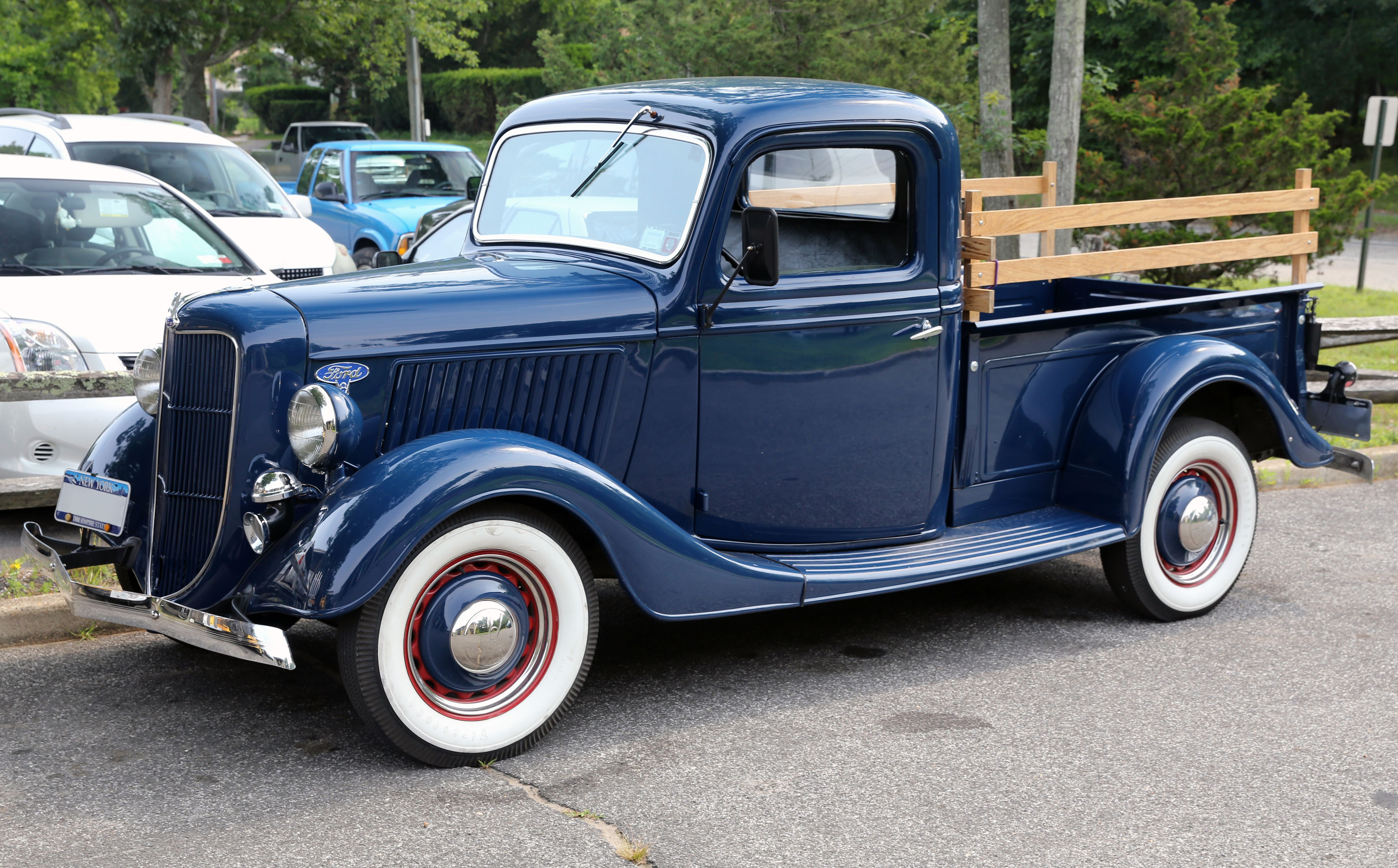 1936 Ford V8 Pickup Truck Pickup Trucks Ford Pickup