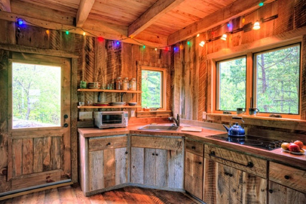 Rustic Kitchen Cabinets Rustic Kitchen Design