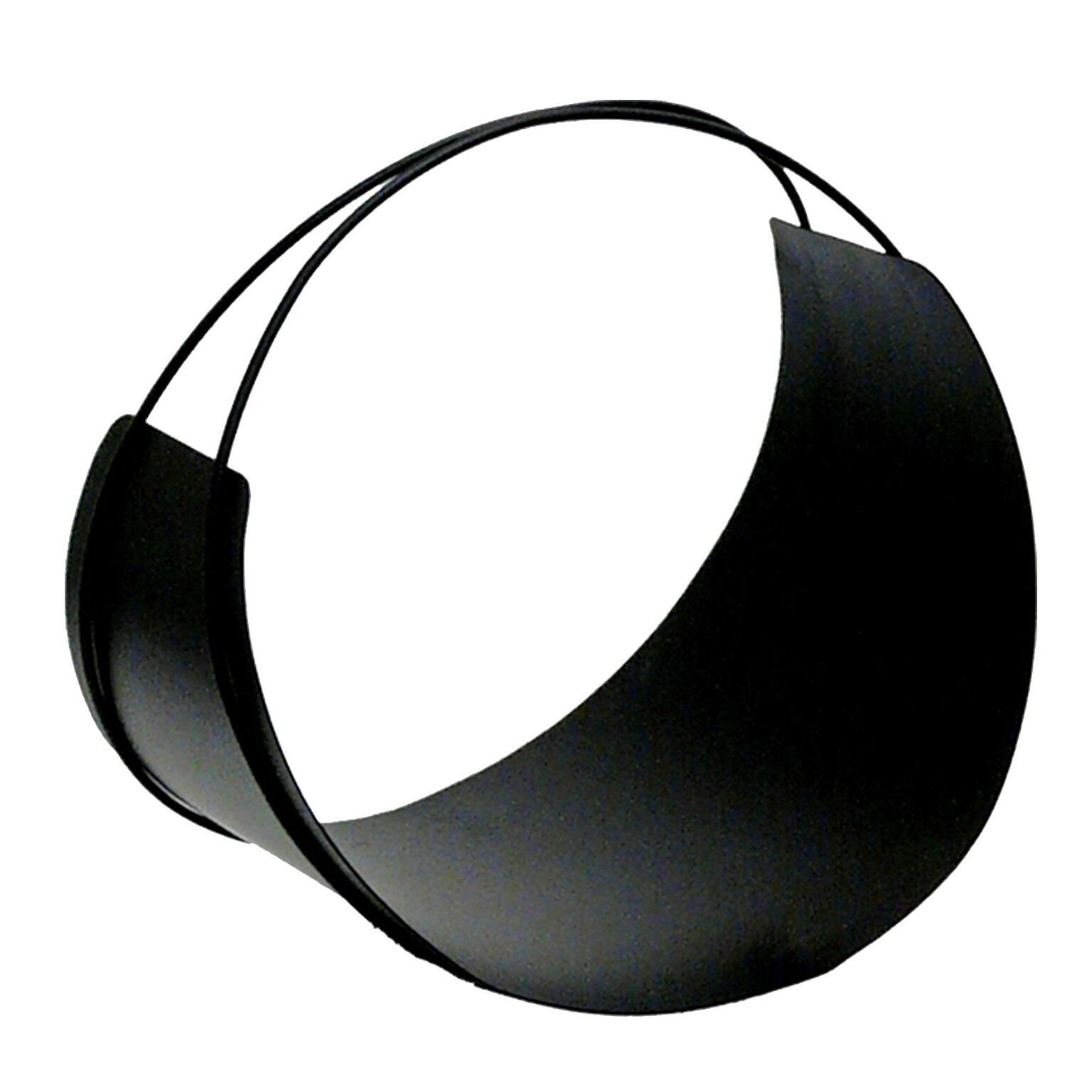 contemporary crescent shaped log basket log baskets u0026 log