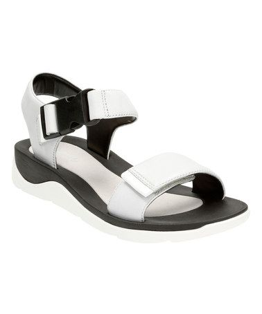 2b1c6c0c50109c Look what I found on  zulily! Light Gray Caval Dixie Leather Sandal   zulilyfinds