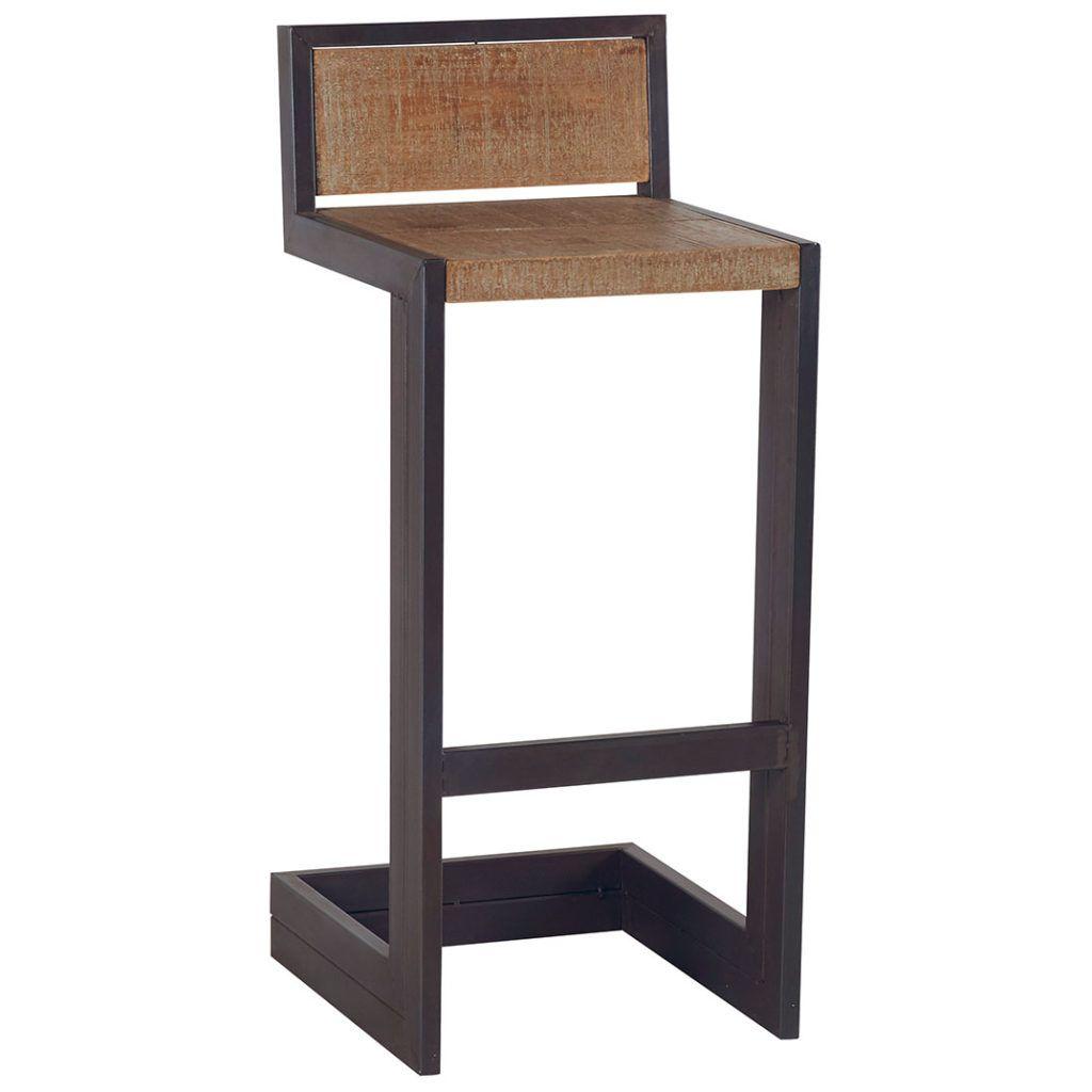 Découvrez nos chaises de bar en bois, des chaises hautes en métal