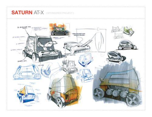 4. The Presentation Sketch