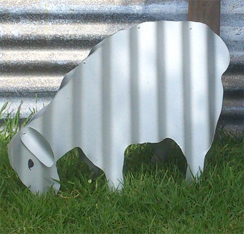 Pin By Ashleigh Kelly On Corrugated Iron Creations