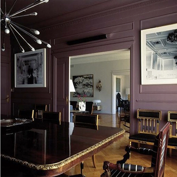 Comfy Cozy Couture Pantone Color Of The Year 2014  Purple Simple 2014 Dining Room Colors Inspiration