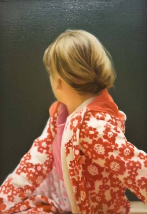 Betty. Gerhard Richter 1988. A favorite, and happy to have seen in person.