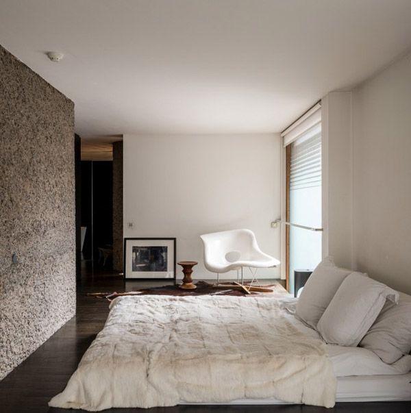 Most Extraordinary Space On Barbican Estate Home Decor Bedroom