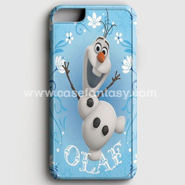 Olaf Archives iPhone 6/6S Case | casefantasy