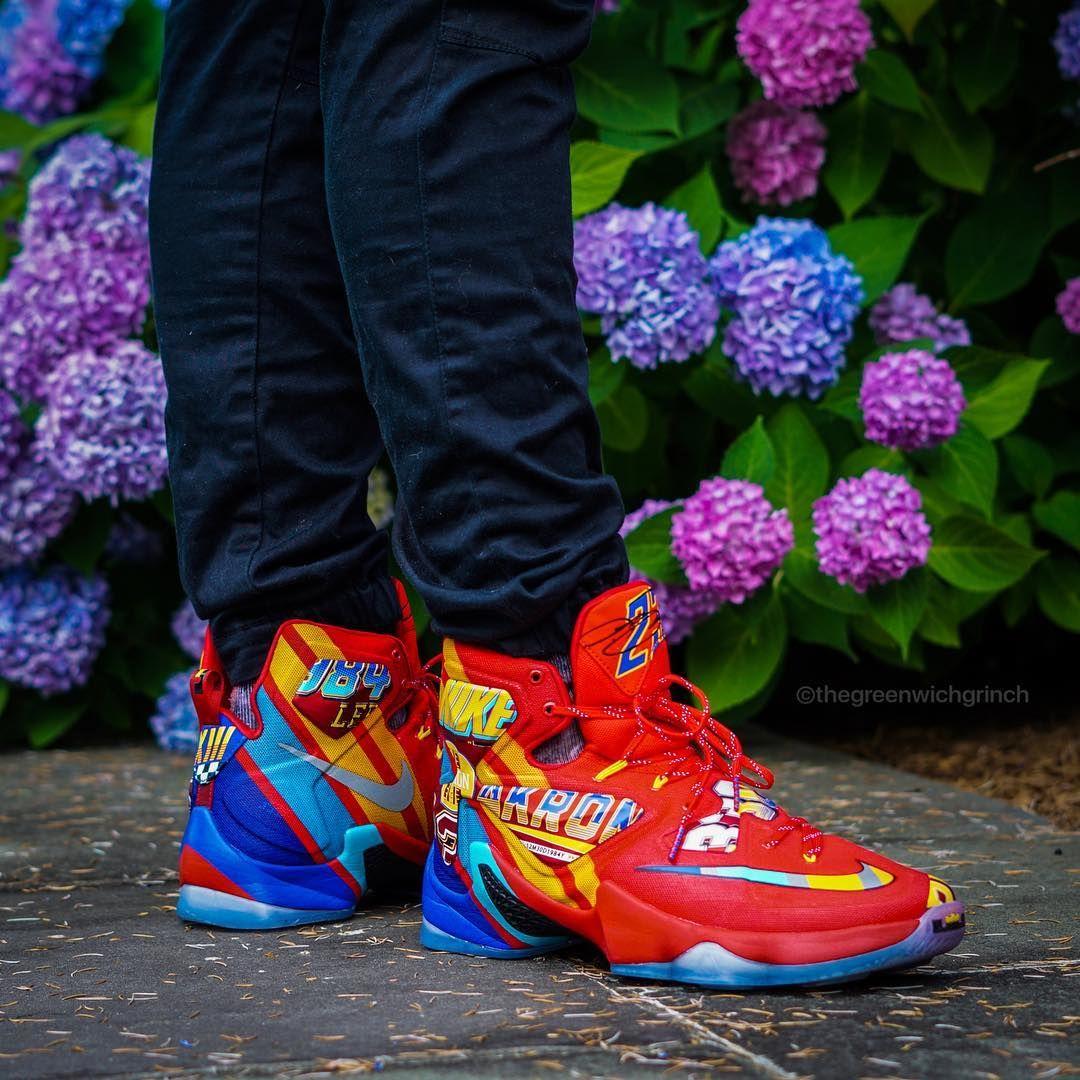 f2858bb860f Nike LeBron 13