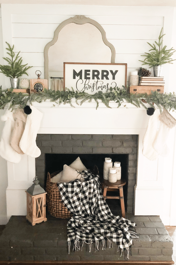 The Best Farmhouse Christmas Decor Inspiration - A huge collection of Farmhouse Christmas Decor inspiration that is completely on-trend, showcasing neutral color palettes with natural materials. #farmhousedecor #christmasdecor #farmhouse #farmhousechristmas #holidayfarmhouse #christmasfarmhousedecor #christmasdecoratingideas #xmasfarmhouse #holidaydecorations #christmasporch #holidaydecor #diychristmasdecor #christmasgarland #christmastabledecor #christmasdecorations #farmhousexmas #...