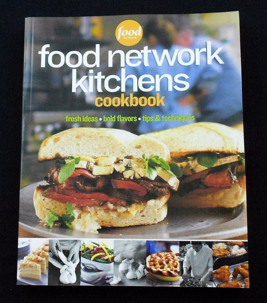 Food network kitchens cookbook recipes tips techniques paperback food network kitchens cookbook recipes tips techniques paperback this food network kitchens cookbook features recipes forumfinder Gallery