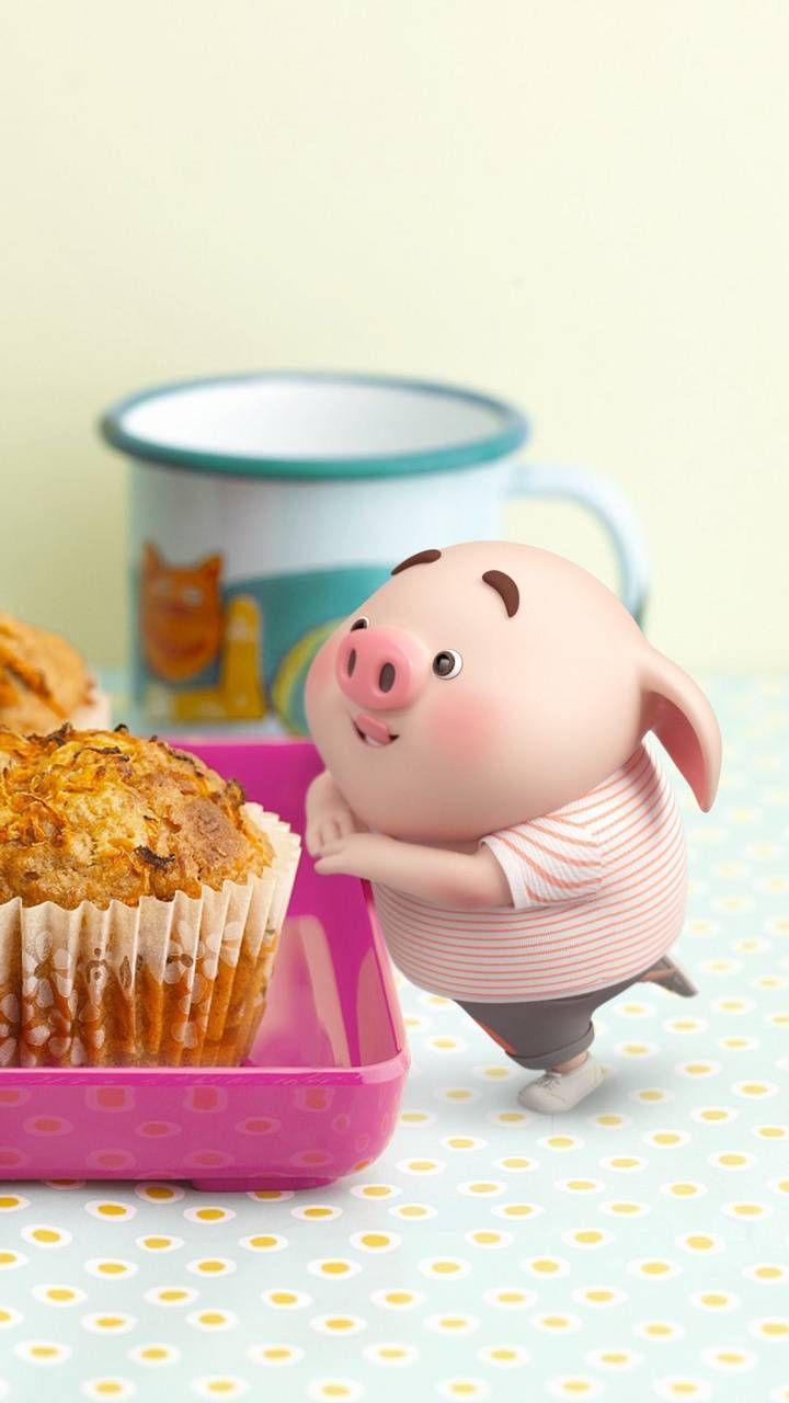 Little pig  wallpaper by Iam_Twinkle - 4192 - Free on ZEDGE™