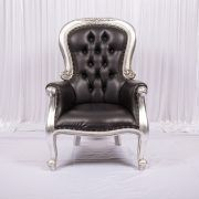 wedstyle-hire-furniture-black-louis-grandfather-arm-chair-1