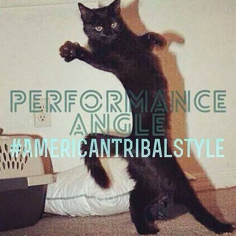 Dance performance angle, yes? #ATS #bellydance