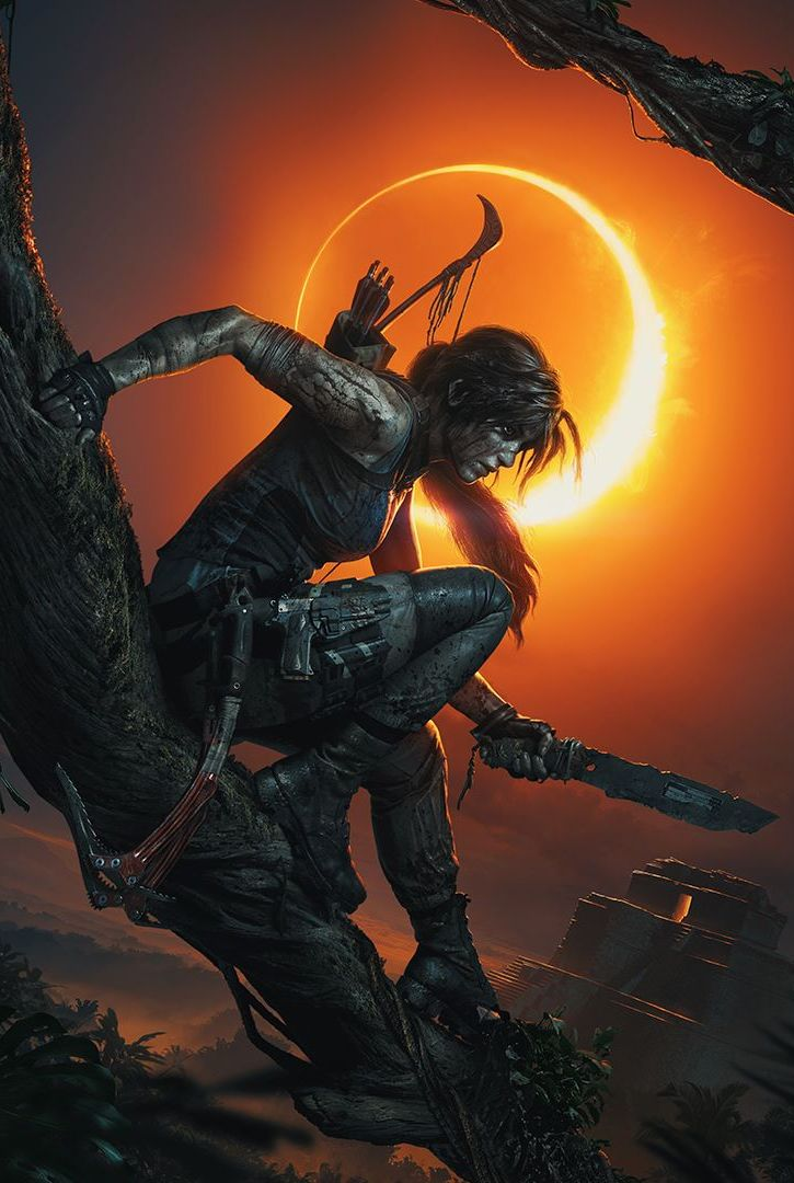 Shadow of the Tomb Raider video game on Xbox One #tombraider #laracroft #gaming #videogames #xbox #xboxone