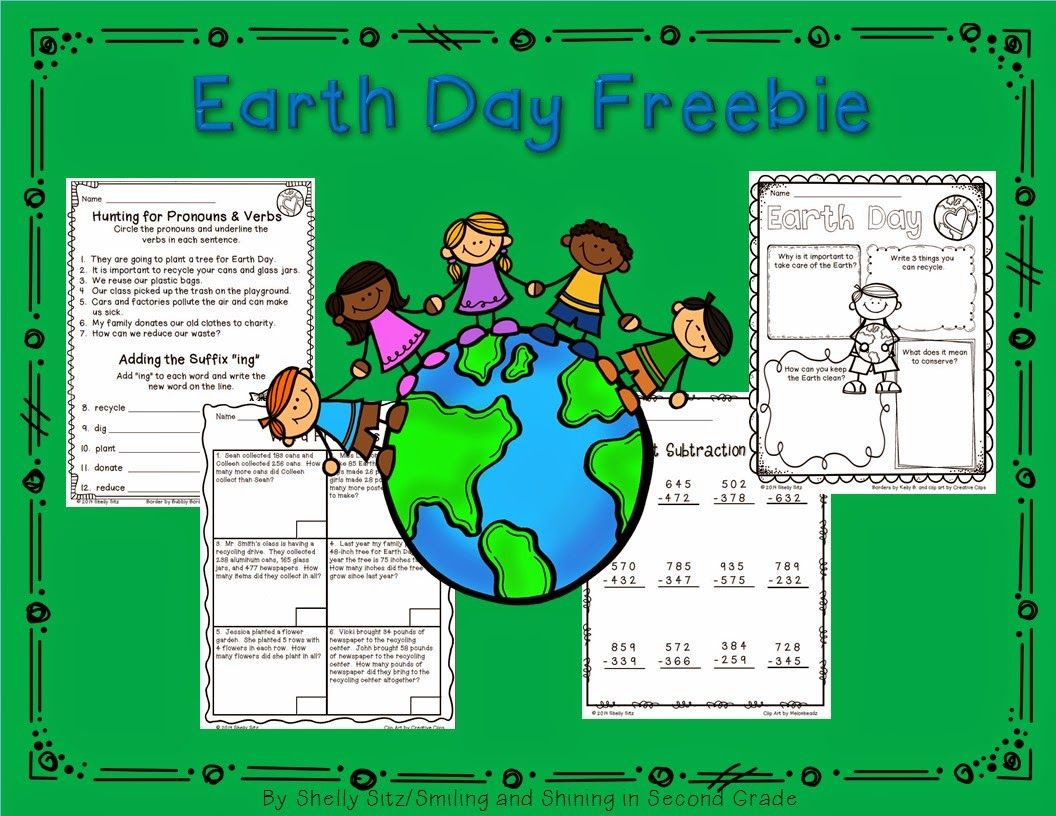 Earth Day Freebies More Than Just This One Resource On