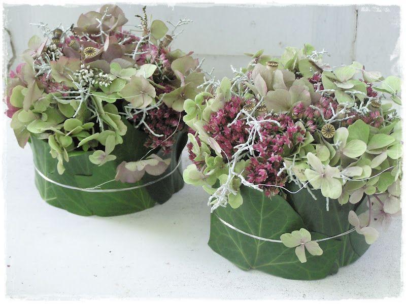 Decofloral: Florale Herbstgeschichten... #herbsttischdekorationen