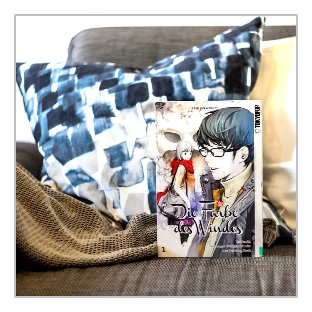 Die Farbe des Windes Band 1 Tokyopop Manga
