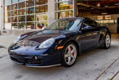 2006 Porsche Cayman S 6-Speed