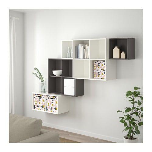 Tjena Storage Box With Lid Ikea Artofit