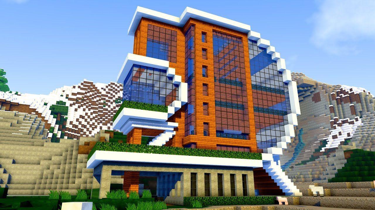 Minecraft Best Minecraft House In The Whole World Futuristic Modern House Https Cstu Io C76e65 Minecraft Mansion Minecraft Modern Cool Minecraft Houses