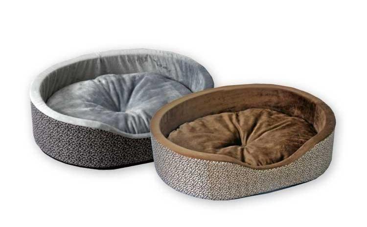 Stylish eco dog beds