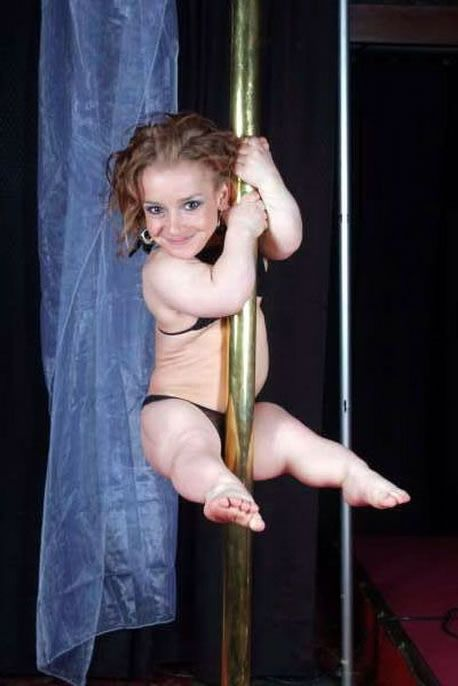 exotic midget dancer