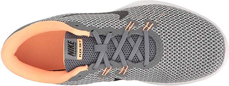 fe9ac5127bd2b Amazon.com | NIKE Women's Flex 7 Cross Training Shoe, Cool Grey ...