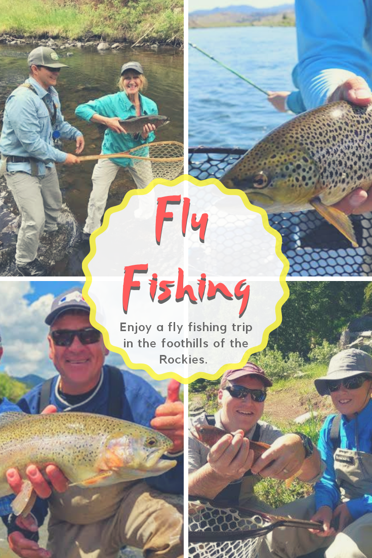 Fly Fishing Denver Romantic Things To Do Fishing Tours Fly Fishing