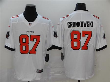 gronkowski jersey stitched