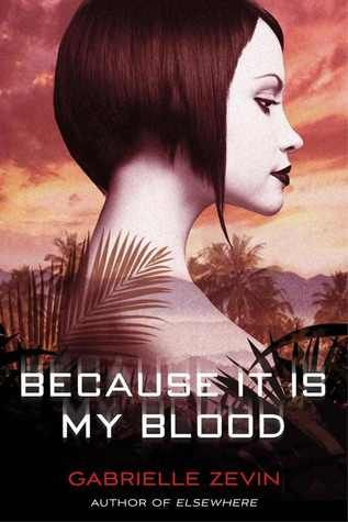 This series is a hybrid of science fiction teen angst and David Copperfield-esque retrospective narration. I liked the second book as much as the first, which is rare. ~ Because It Is My Blood (Birthright, #2)