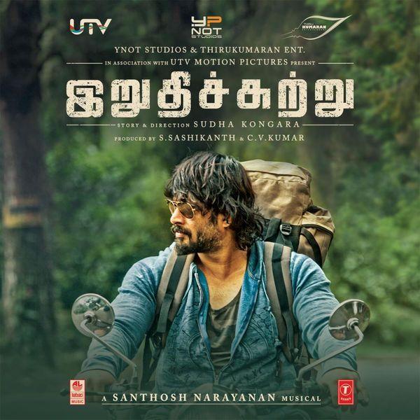 Irudhi Suttru 2016 Flac Songs Download Acd Rip Tamil Hd Audio