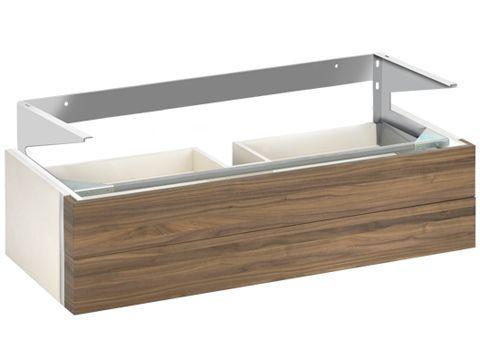 KEUCO Badmöbel \/ Waschtische Edition 300 Waschtischunterbau - spiegelschr nke f rs badezimmer