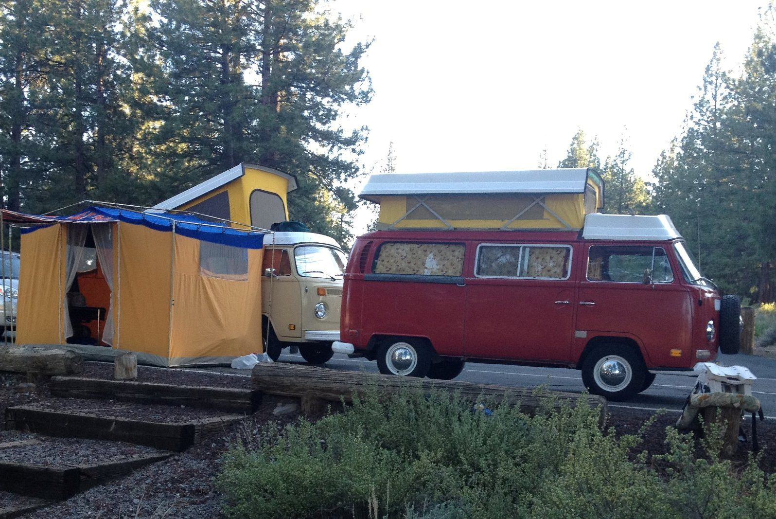 Vw Van Camping Summer Pinterest Vw Bus Volkswagen