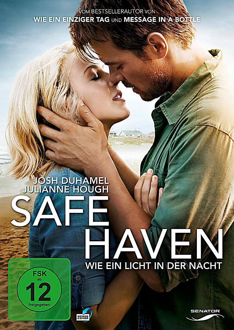 Safe Haven Wie Ein Licht In Der Nacht Dvd Weltbild De Filme Romantische Filme Neue Filme
