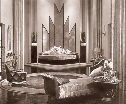 Art Deco Dream Homes