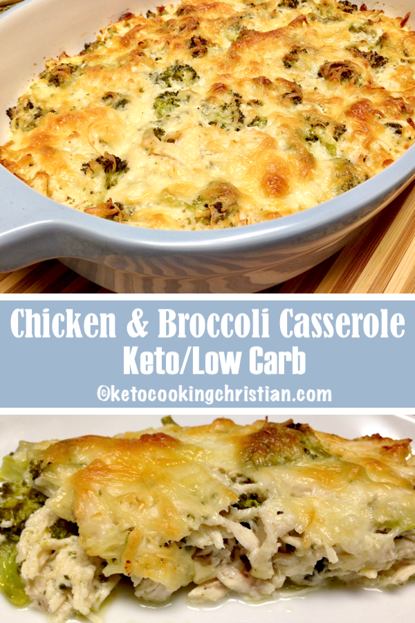 Chicken And Broccoli Casserole Keto And Low Carb This Casserole Is