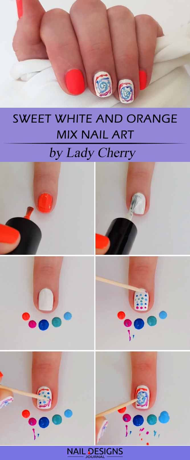 20 Super Easy Nail Designs Diy Tutorials Nail Designs Easy Diy Simple Nail Designs Diy Nail Designs