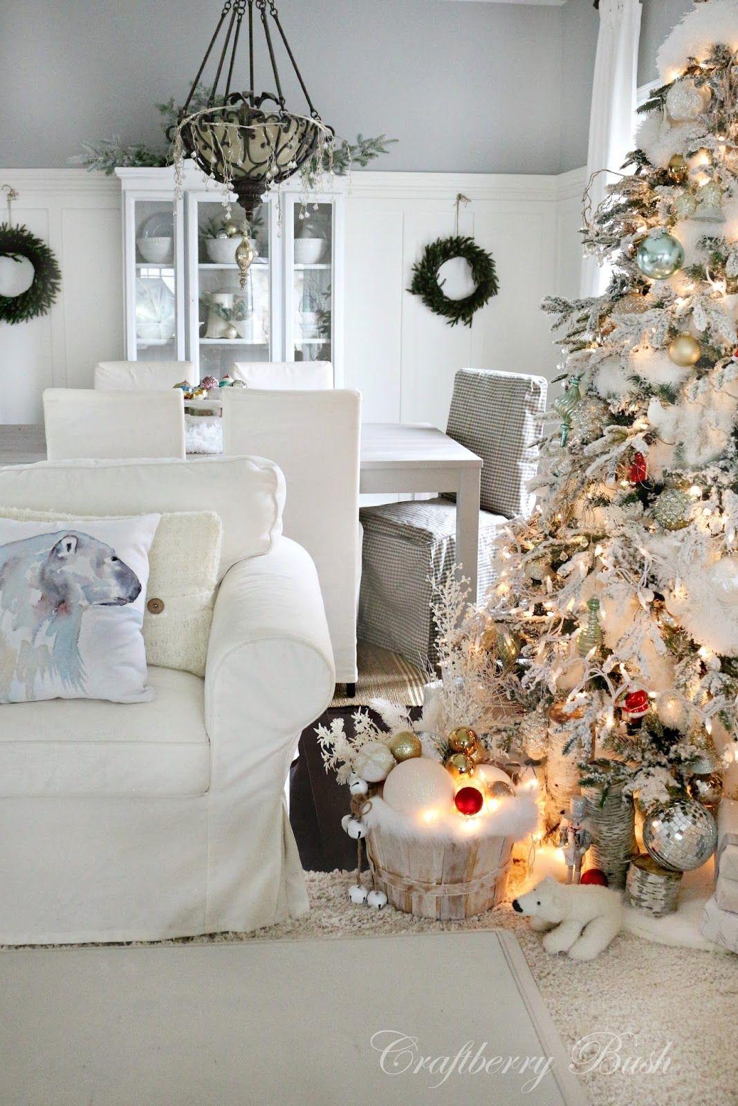 Christmas Home Decor Ideas | Holidays, House and Christmas décor