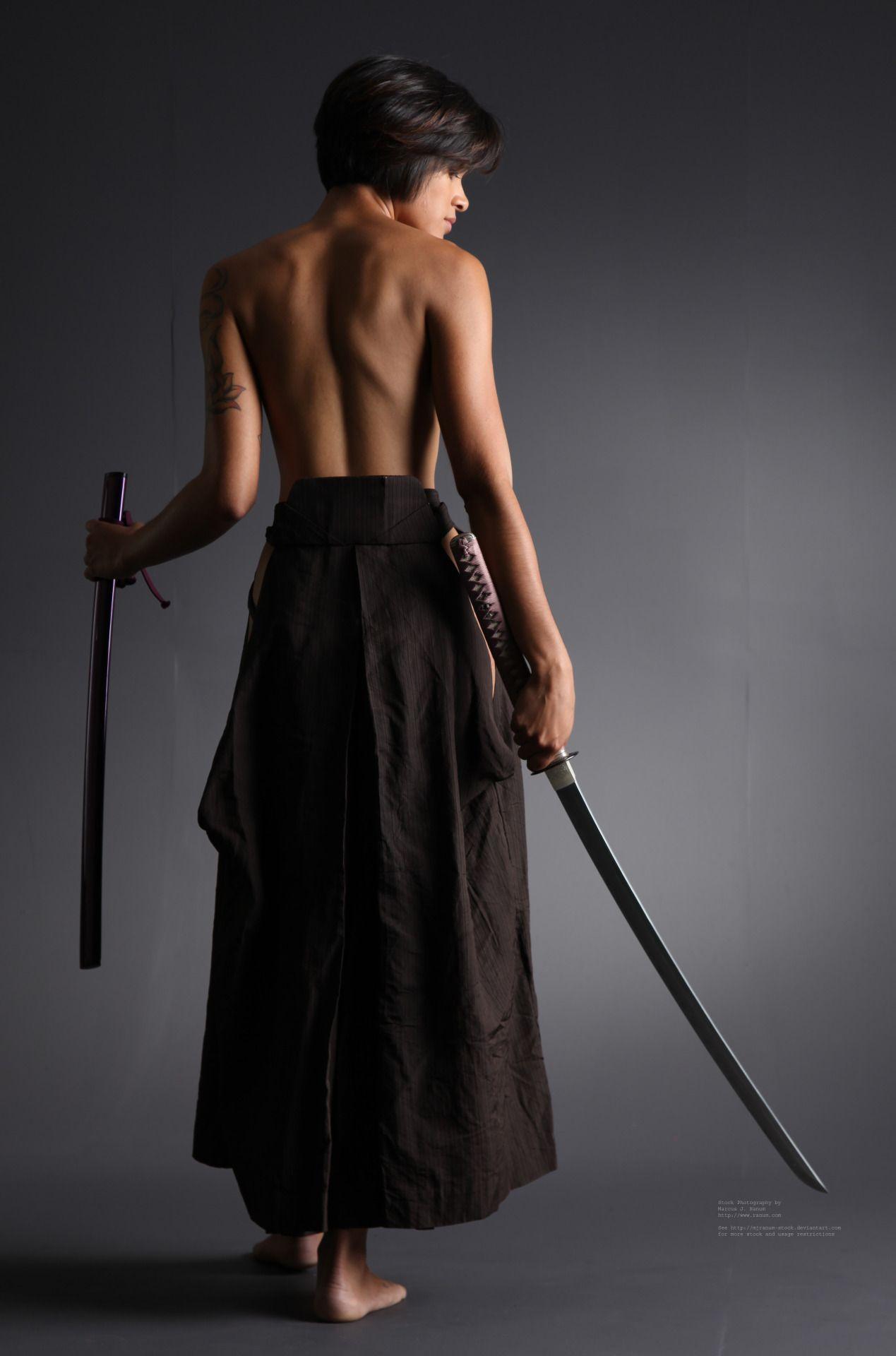 katana #sword #katana girl #katana babe #nude | K A T A N A ...