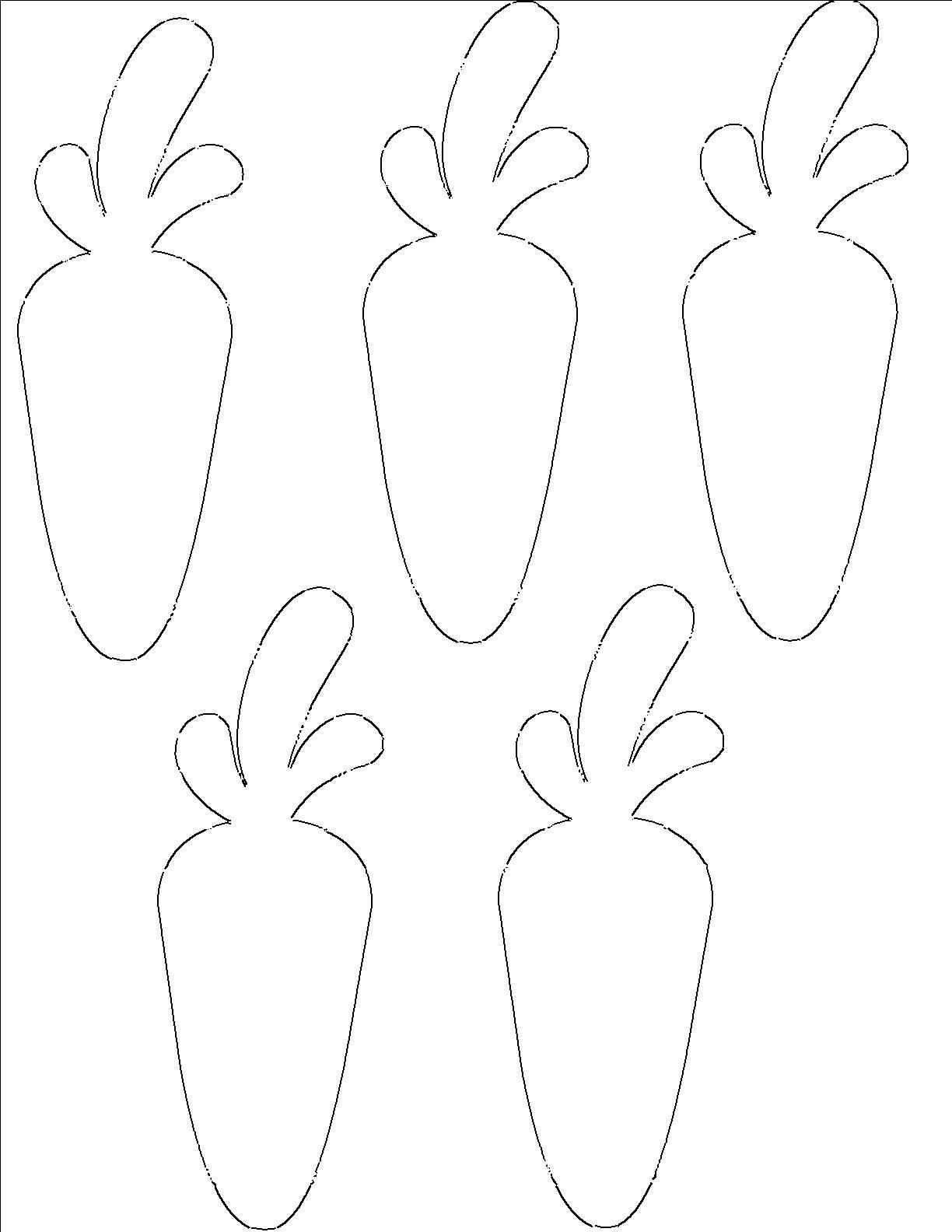 Agile image for carrot printable
