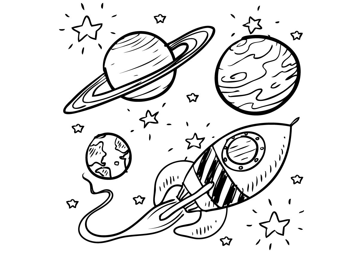 50++ Pluto planet coloring pages ideas