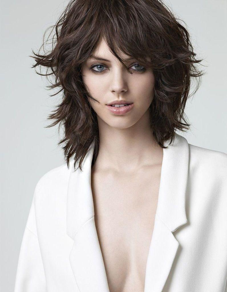 Meilleur instantané de coupe de cheveux femme court