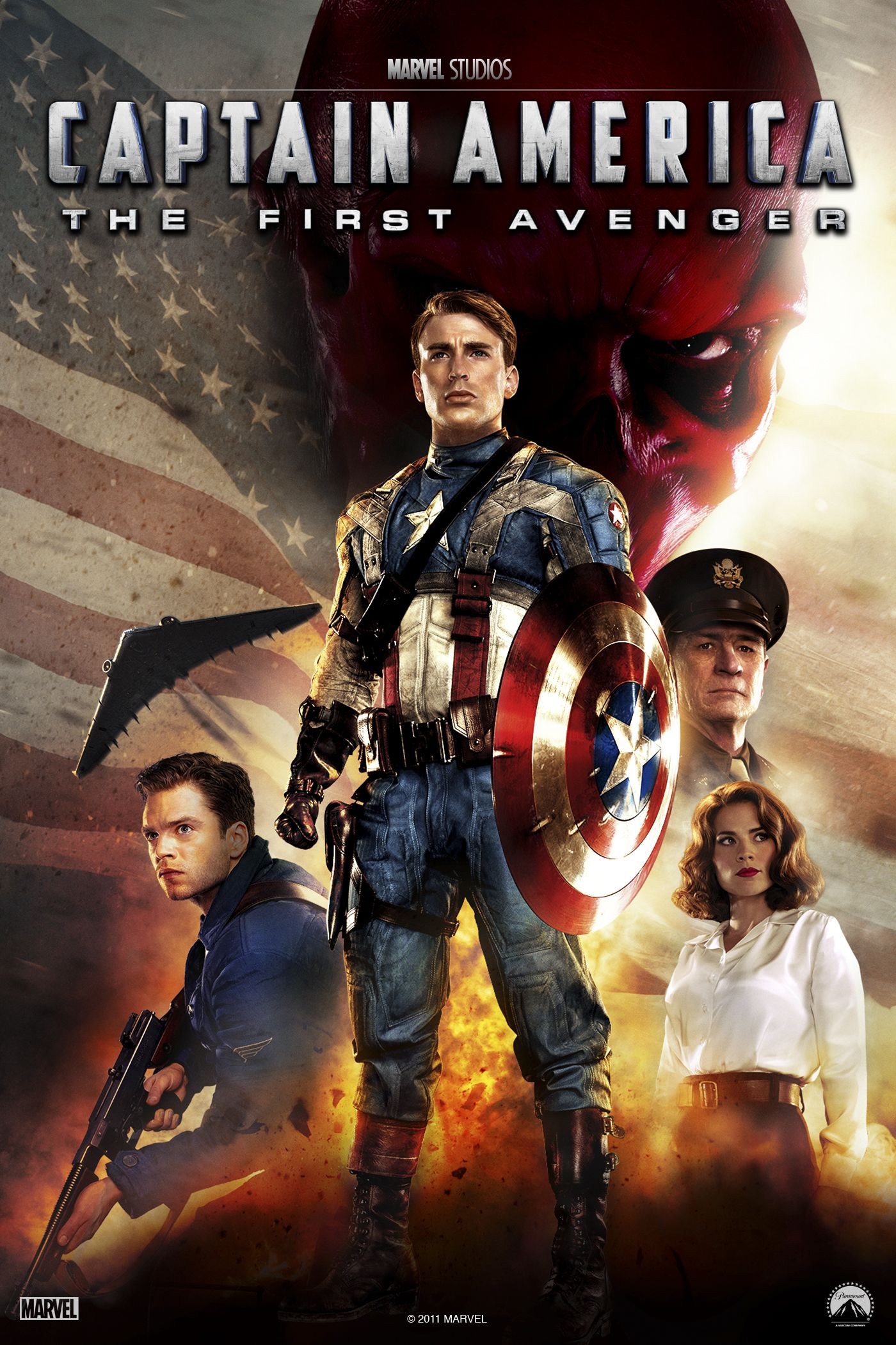 Captain America The First Avenger Capitao America Vingadores