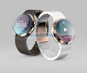 El nuevo reloj inteligente de la compañía tendrá además un bisel metálico que al girarse activará diferentes características en su funcionamiento.