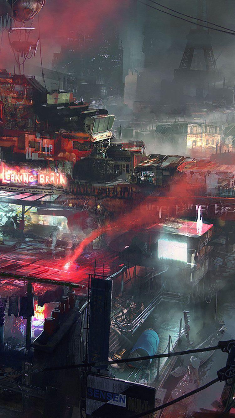 Excellent Iphone 8 Backgrounds 4k Tecnologist Sci Fi Wallpaper City Iphone Wallpaper Fantasy Art Landscapes