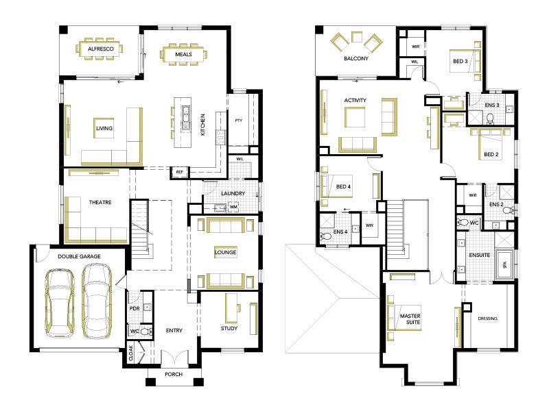 Milano 51 mk2 floorplan layout plan pinterest house milano 51 mk2 floorplan malvernweather Gallery